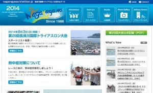 長良川国際トライアスロン